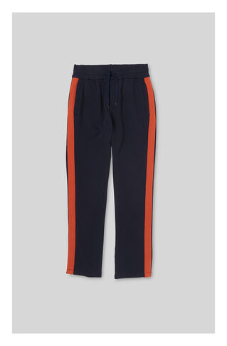 Side Stripe Track Pant, in Navy on Whistles