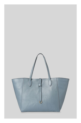 Shaftesbury Soft Tote, in Grey on Whistles