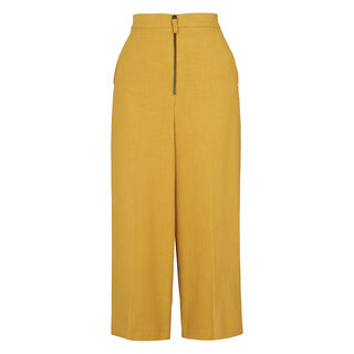 Limited Utility Trousers, in Yellow on Whistles