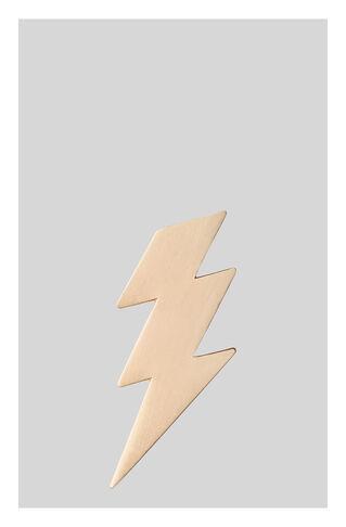 Godert.me Lightning Pin, in Gold on Whistles