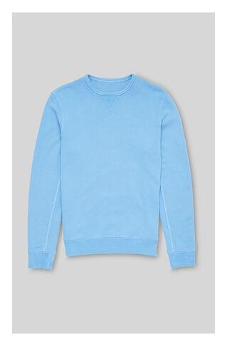 Everyday Sweatshirt, in Pale Blue on Whistles