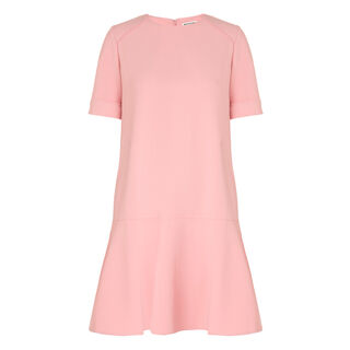 Simone Swing Shift Dress, in Pink on Whistles