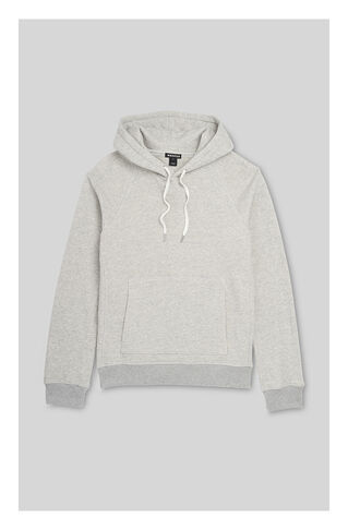 Everyday Hoody, in Grey Marl on Whistles