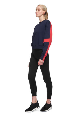 Spot Gym Legging, in Black on Whistles