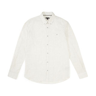 Essential Pocket Marl Shirt, in Stone on Whistles