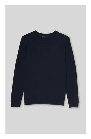 Merino Sweater, in Navy on Whistles