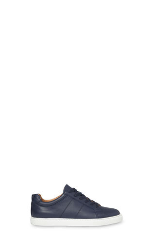 Koki Lace Up Trainer, in Navy on Whistles