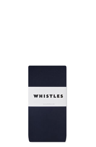 90 Denier Tights, in Navy on Whistles