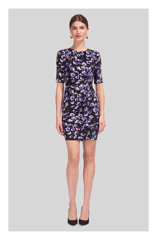 Viola Print Jocelyn Bodycon, in Multicolour on Whistles