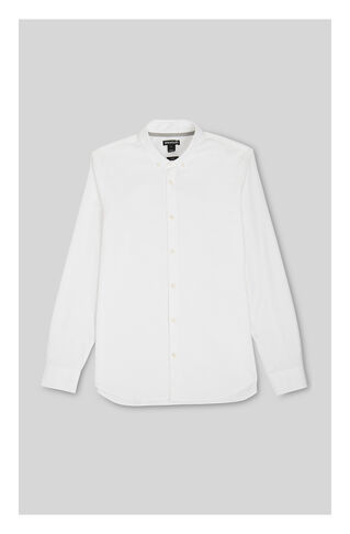 Oxford Slim Fit Shirt, in White on Whistles