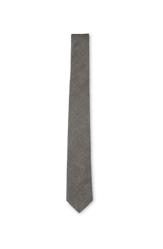 Chambray tie, in Brown/Multi on Whistles