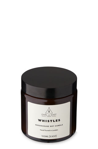 Earl Of East Greenhouse Candle, in Not Applicable on Whistles