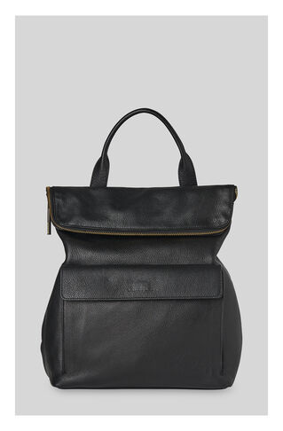 Verity Backpack, in Black on Whistles
