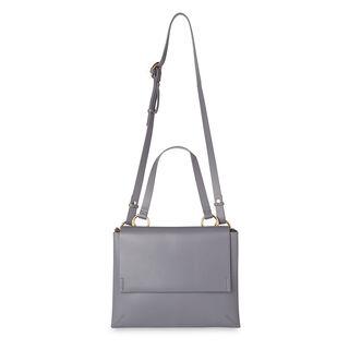 Sherbourne Ring Shoulder Bag, in Grey on Whistles