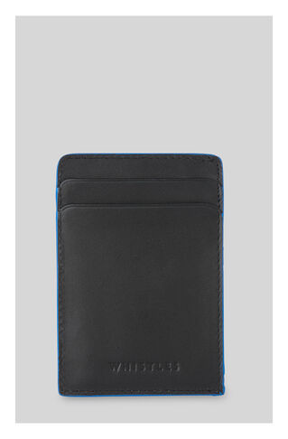 Leather Cardholder, in Black on Whistles