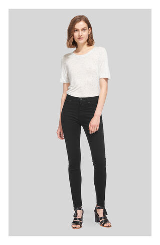 Black Skinny Jean, in Black on Whistles