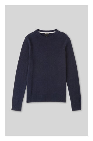 Cashmere Sweater, in Navy on Whistles