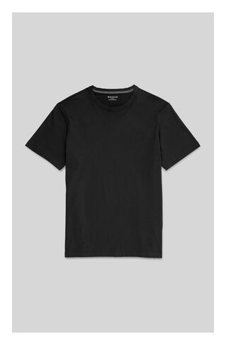 Everyday Regular-Fit T-shirt, in Black on Whistles