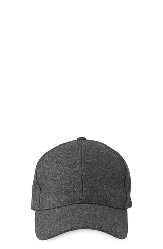 Baseball Cap, in Grey on Whistles