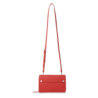 Aubry Crossbody Bag, in Red on Whistles