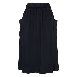Casual Pocket Skirt, in Navy on Whistles