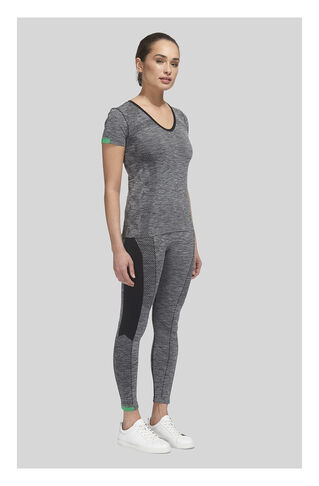 Panelled Legging, in Grey on Whistles