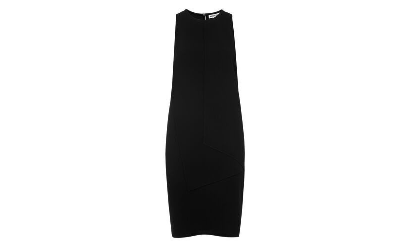 Claire Layered Dress, in Black on Whistles