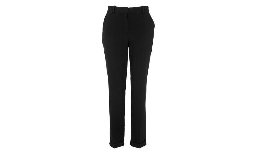 Sadie Slim Leg Trouser, in Black on Whistles