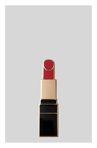 Godert.me Red Lipstick Pin, in Red/Multi on Whistles