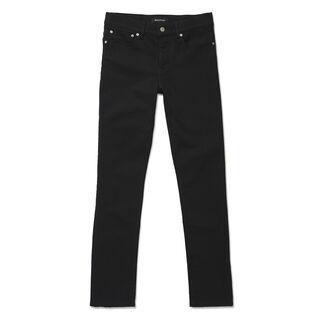 Regular-Fit Denim Jeans, in Black on Whistles