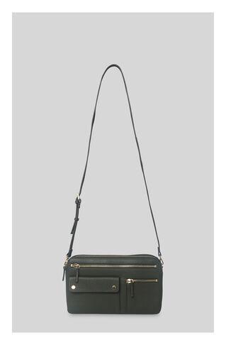 Albion Zip Pocket Bag, in Khaki on Whistles