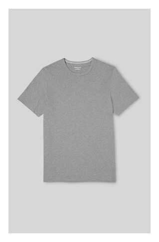 Everyday Regular-Fit T-shirt, in Grey on Whistles