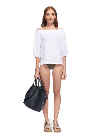 Bikini Pant, in Khaki on Whistles