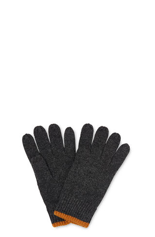 Knitted Gloves, in Grey/Multi on Whistles
