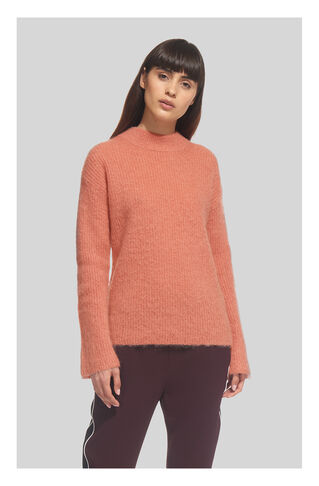 Mohair Knit, in Pink on Whistles