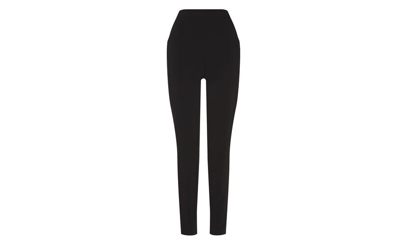 Andrea Skinny Trousers, in Black on Whistles