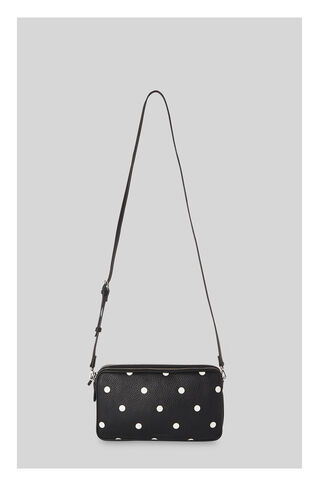 Limited Spot Cornelia Bag, in Black on Whistles