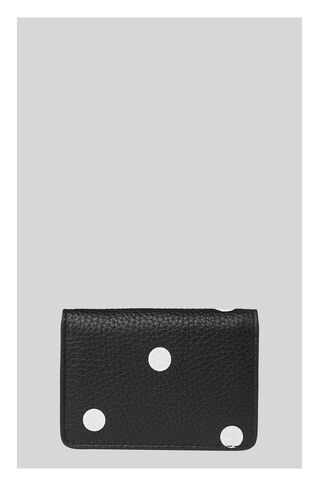 Limited Spot Card Holder, in Black on Whistles