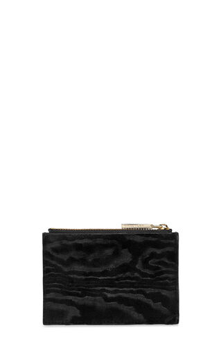 Woodcut Coin Purse, in Black on Whistles