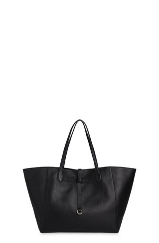 Shaftesbury Soft Tote, in Black on Whistles