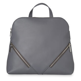 Salisbury Zip Around Backpack, in Grey on Whistles