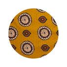 Tahlia Surya Print Silk Dress, in Yellow/Multi on Whistles