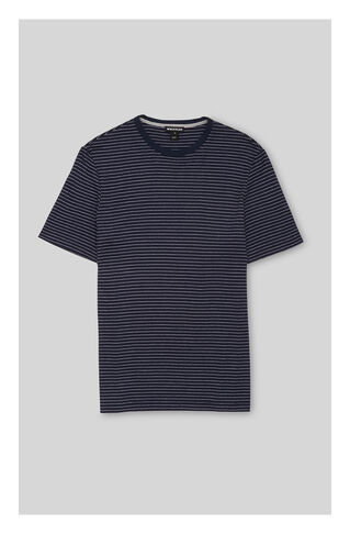 Simple Stripe T-Shirt, in Navy on Whistles