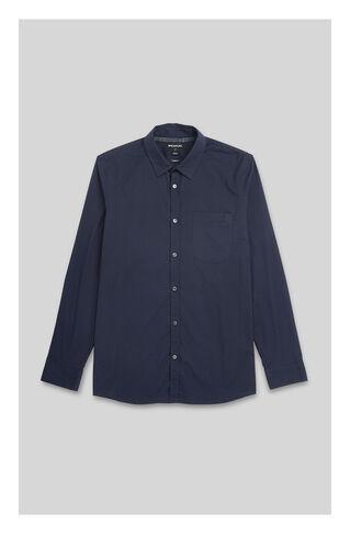 Poplin Shirt, in Navy on Whistles