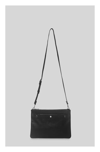 Aldgate Triple Stud Crossbody, in Black on Whistles