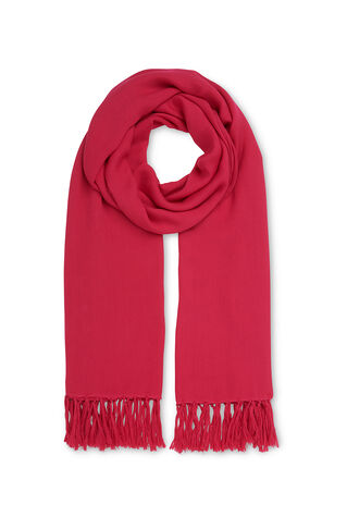 Plain Woven Scarf, in Pink on Whistles
