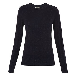 Annie Sparkle Knit, in Navy on Whistles