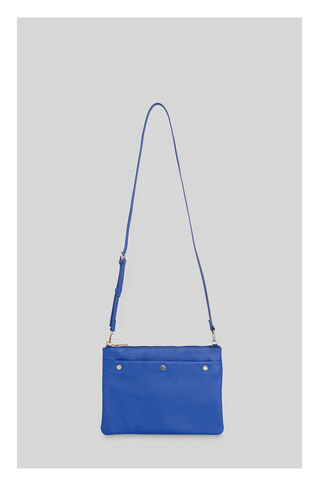 Aldgate Triple Stud Crossbody, in Blue on Whistles
