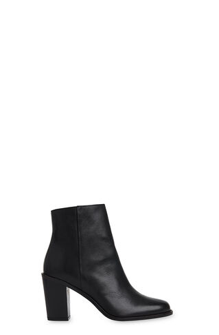 Belvoir Studded Heel Boot, in Black on Whistles
