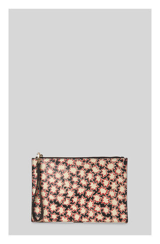 Star Wristlet, in Red/Multi on Whistles